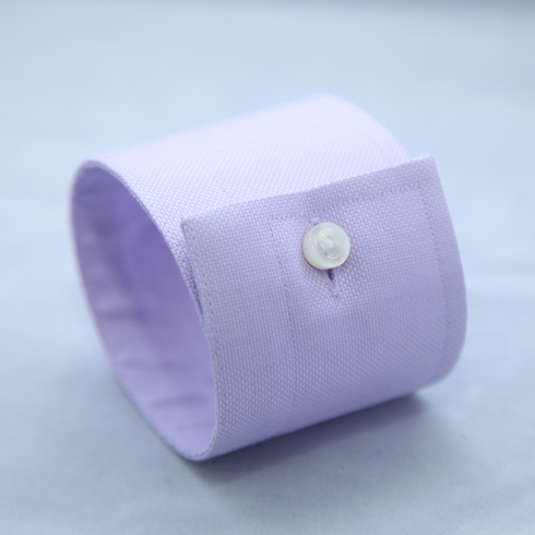 FORMAL SINGLE BUTTON CUFF