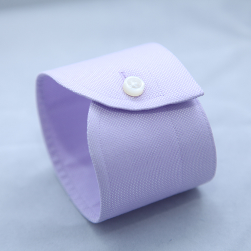 ROUNDED SINGLE BUTTON CUFF